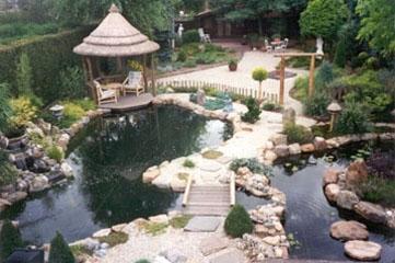 Welkom op de koi en vijver info site for Modelos de estanques